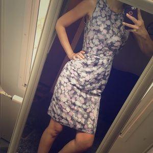 Loft Ann Taylor Sheath Dress EUC